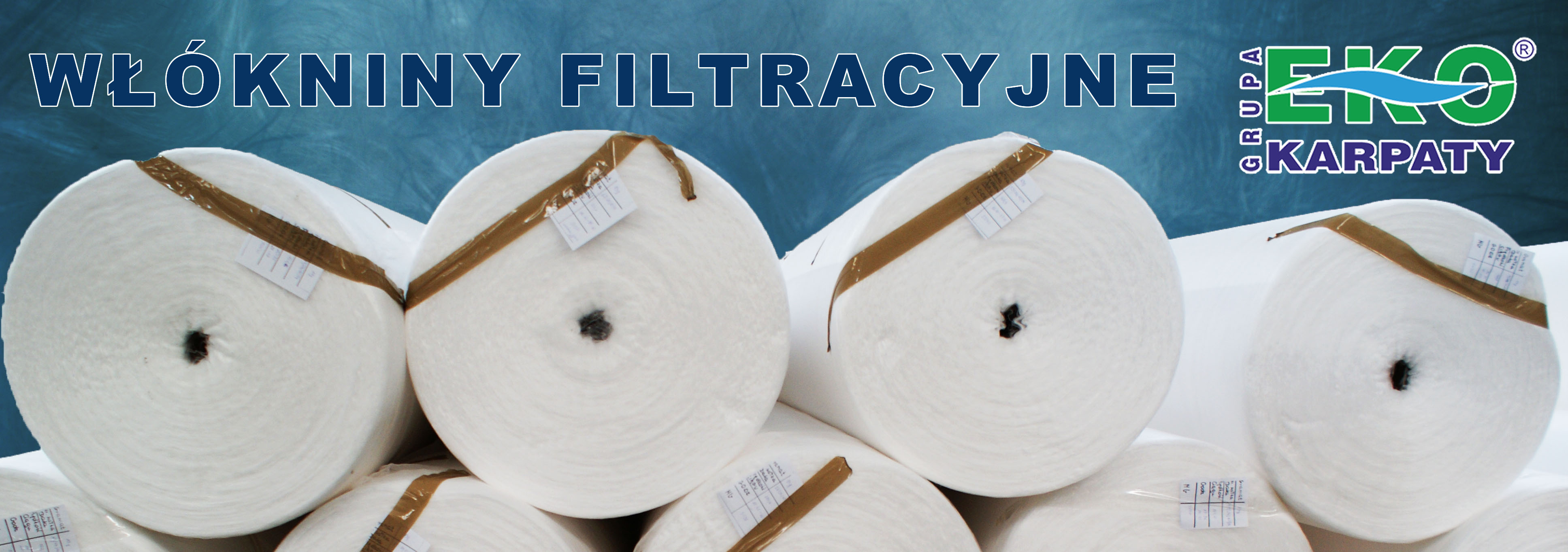 Włókniny filtracyjne