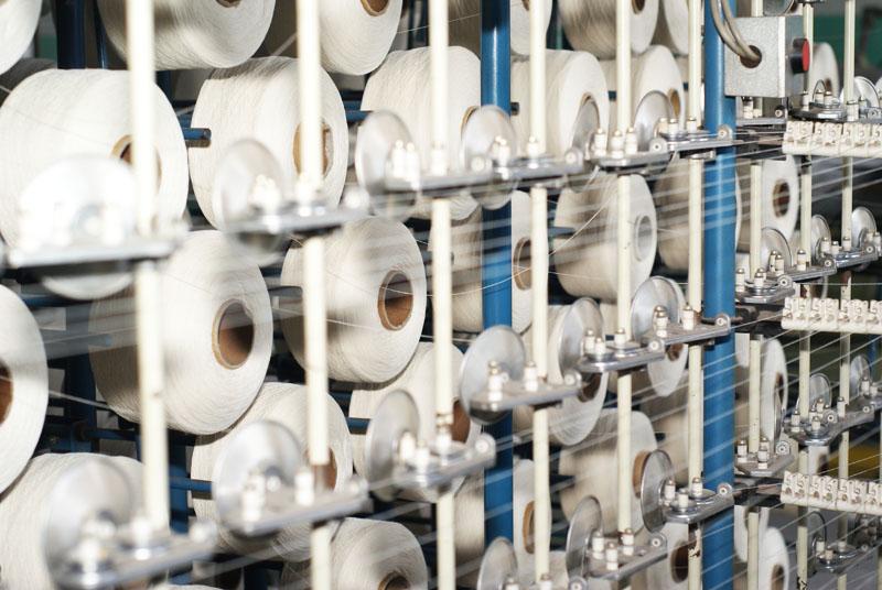 Produkcja tkanin technicznych
